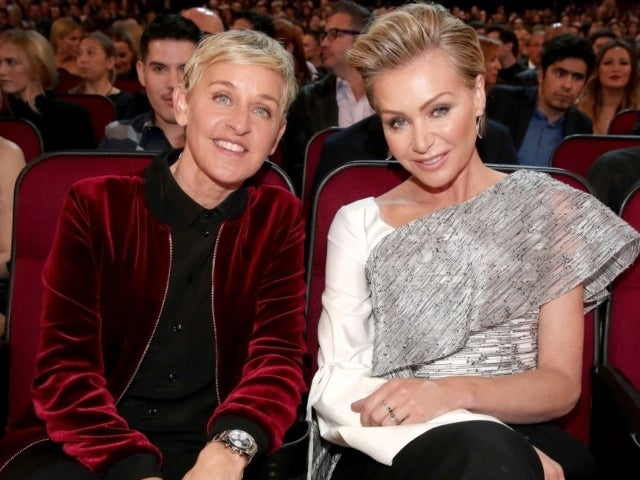Portia de Rossi 'Rushed' to Hospital for Emergency Surgery