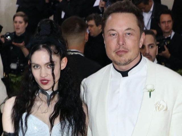 Grimes Reveals Godmother of Her and Elon Musk's Son X AE A-Xii