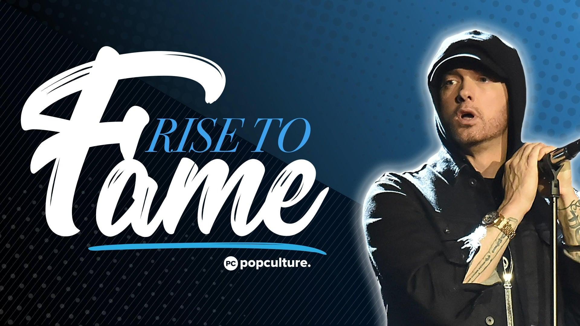 Eminem Rise to Fame