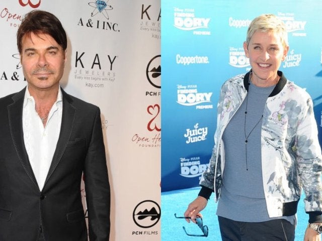 Eric Schiffer, Celebrity Brand Expert, Claims Ellen DeGeneres Is 'Running a Giant Fraud' Amid Alleged Rumors (Exclusive)