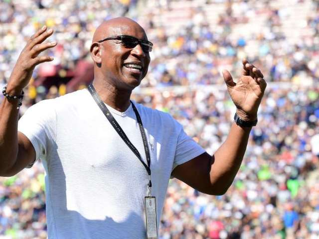 Eric Dickerson Rips Rams' New Uniforms, Says It Looks 'Soft'
