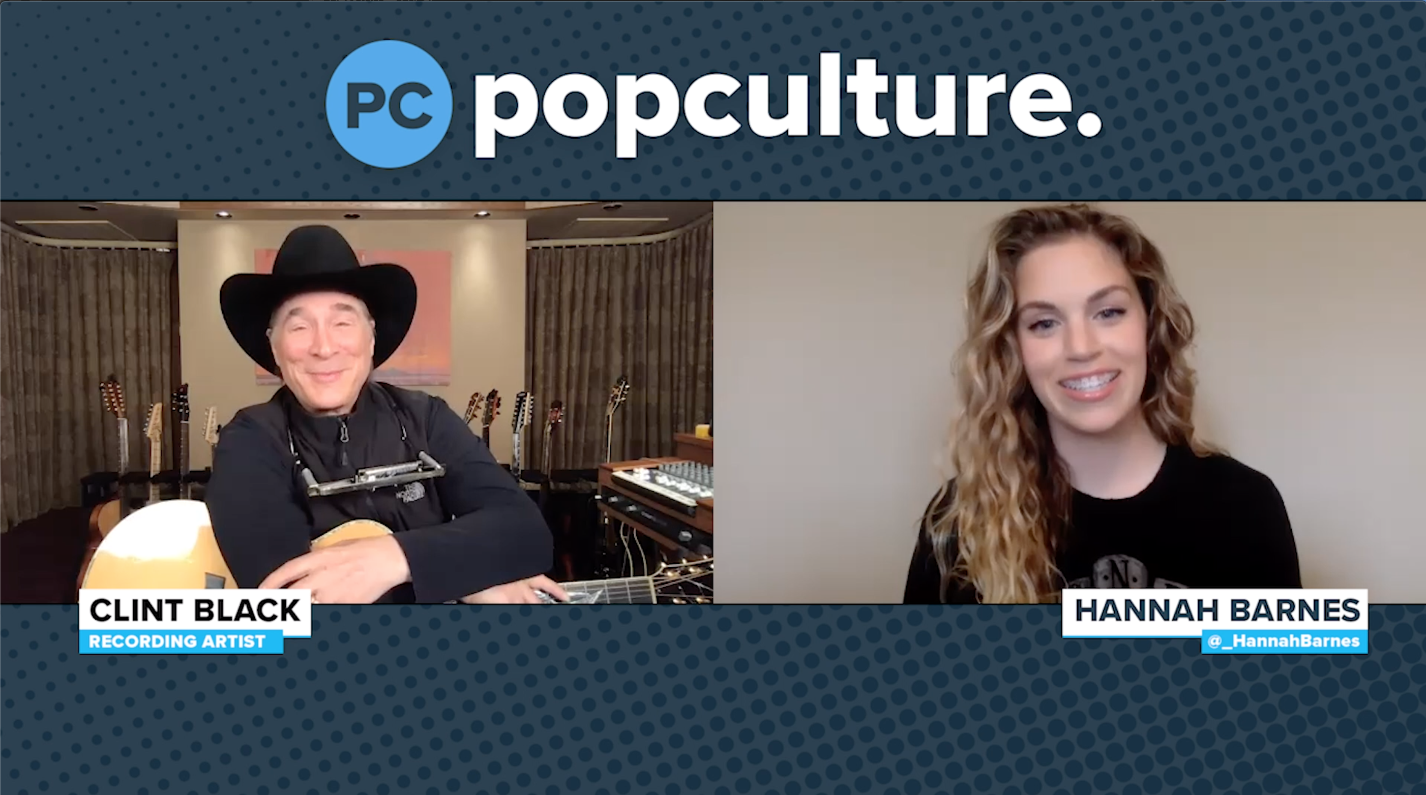 Exclusive Interview with Clint Black