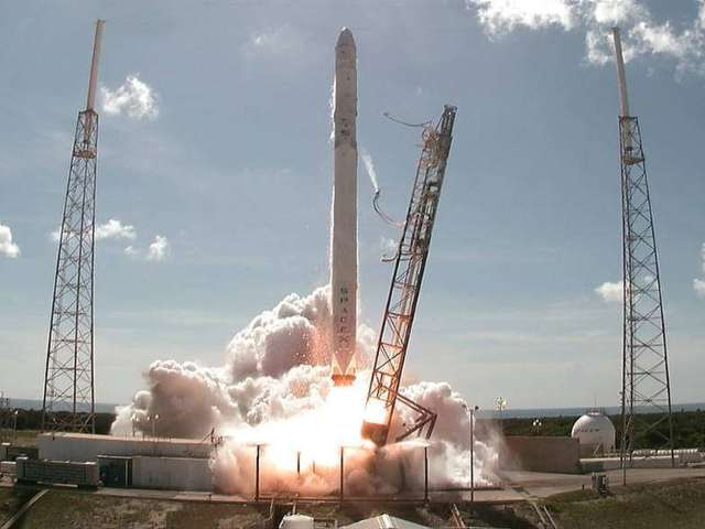 SpaceX Launch: Time, Live Stream Info As NASA Crew Dragon Astronauts Make Historic Launch Attempt