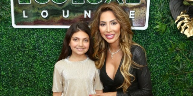 Farrah Abraham and daughter-2