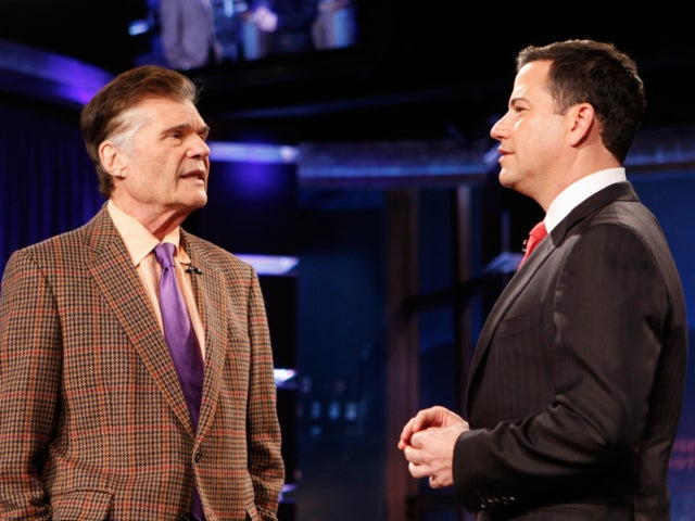Fred Willard's Last Moment on 'Jimmy Kimmel Live' Shared by Host: 'I Am Sad to Say Goodbye'