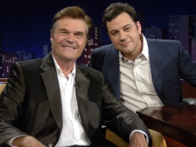 Jimmy Kimmel Reacts to Fred Willard's Death: 'No Man Sweeter or Funnier'