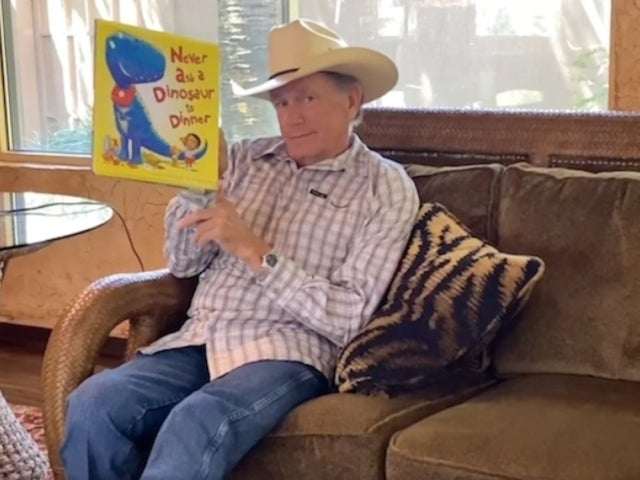 George Strait Is Here to Read a Bedtime Story to Your Kids
