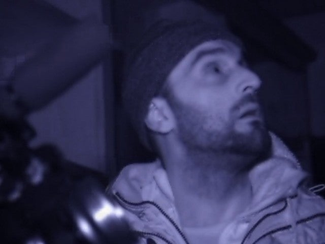 'Ghost Hunters': Mustafa Gatollari Unpacks Mysterious Blue Light, FLIR Camera Capture and More at 'Haunted Hospital' (Exclusive)