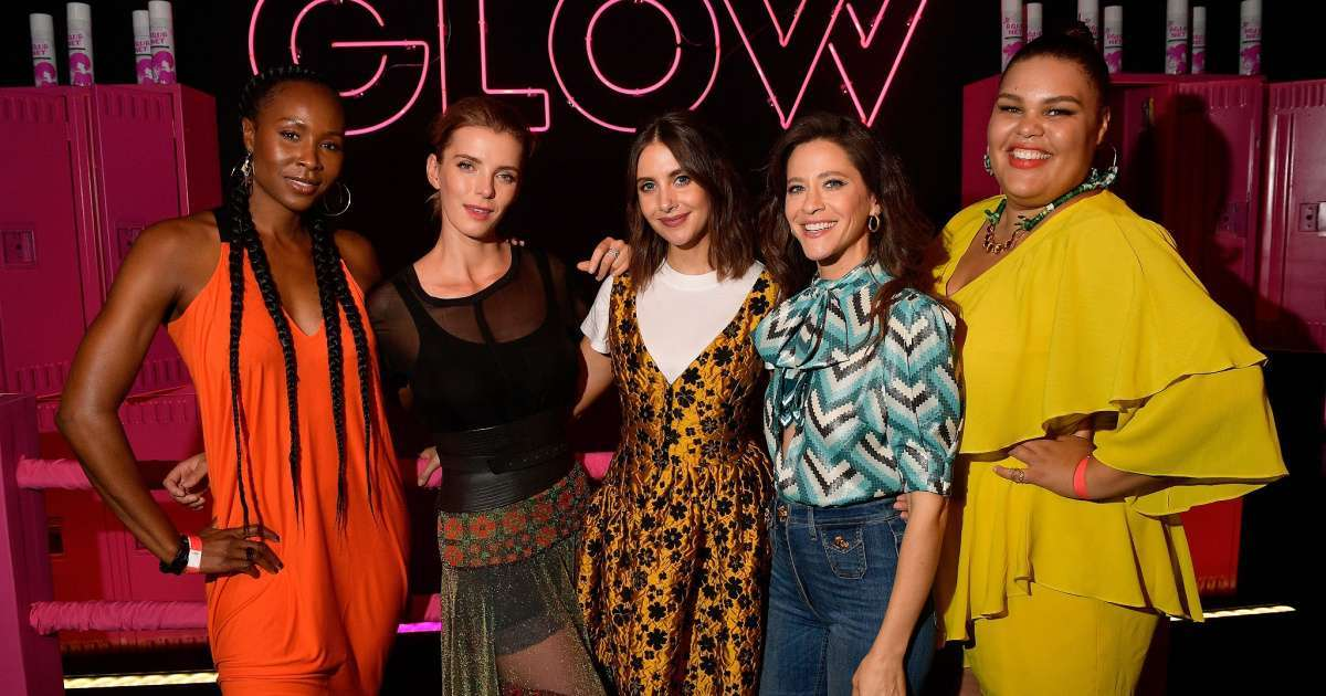 Glow Season 4 Everything We Know