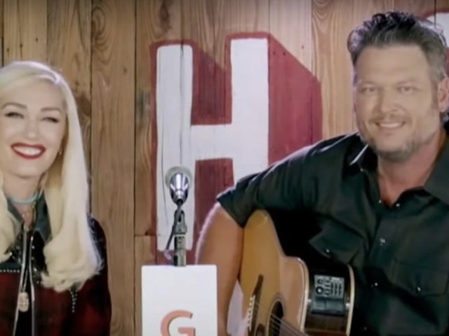 Gwen Stefani Makes Opry Debut Alongside Blake Shelton With 'Nobody But You' Performance