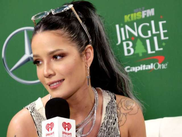 Halsey Suffers Broken Ankle After Household Accident