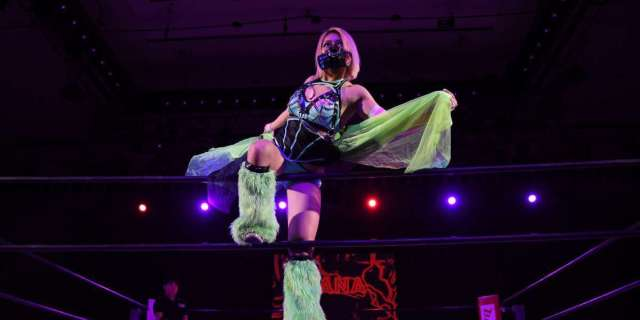 Hana Kimura what to know wrestling career