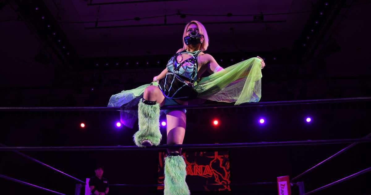 Hana Kimura what to know wrestling career
