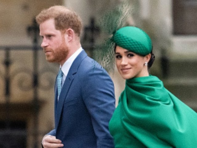 How Did Prince Harry and Meghan Markle End up Living in Tyler Perry's $18 Million Beverly Hills Mansion?
