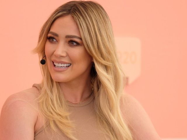 Hilary Duff Sucked Into Baseless Child Trafficking Conspiracy