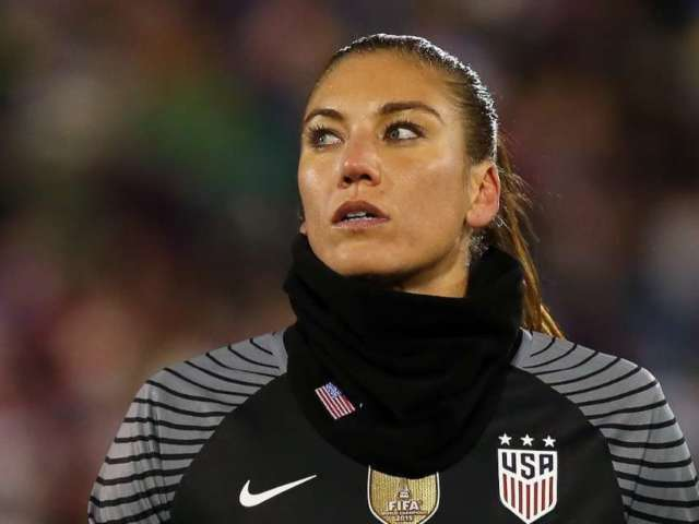 Hope Solo Reveals Her Dog Died From Blood Loss After Being Shot