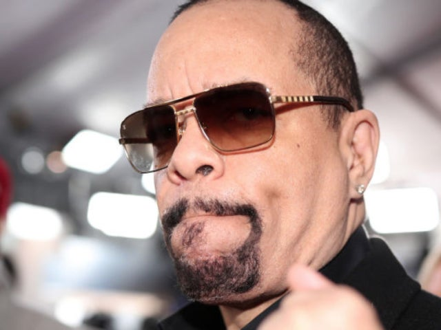 'Law & Order: SVU' Star Ice-T Weighs in on Coronavirus Lockdown Protesters Screaming at Police With NSFW Message
