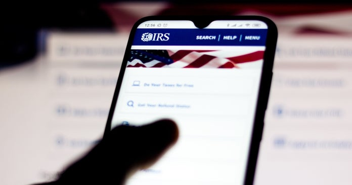 irs-website_getty-SOPA Images : Contributor
