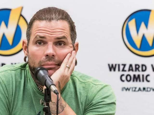 Jeff Hardy Asked WWE to Send Him to Rehab Before Recent Arrest