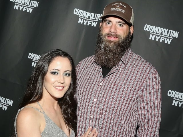 'Teen Mom 2': Jenelle Evans' Husband David Eason Reportedly Arrested on Assault With a Deadly Weapon Charges