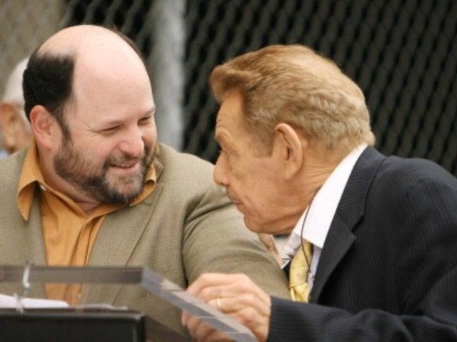 Jerry Stiller Dead: Jason Alexander Pays Tribute to 'Seinfeld' Dad