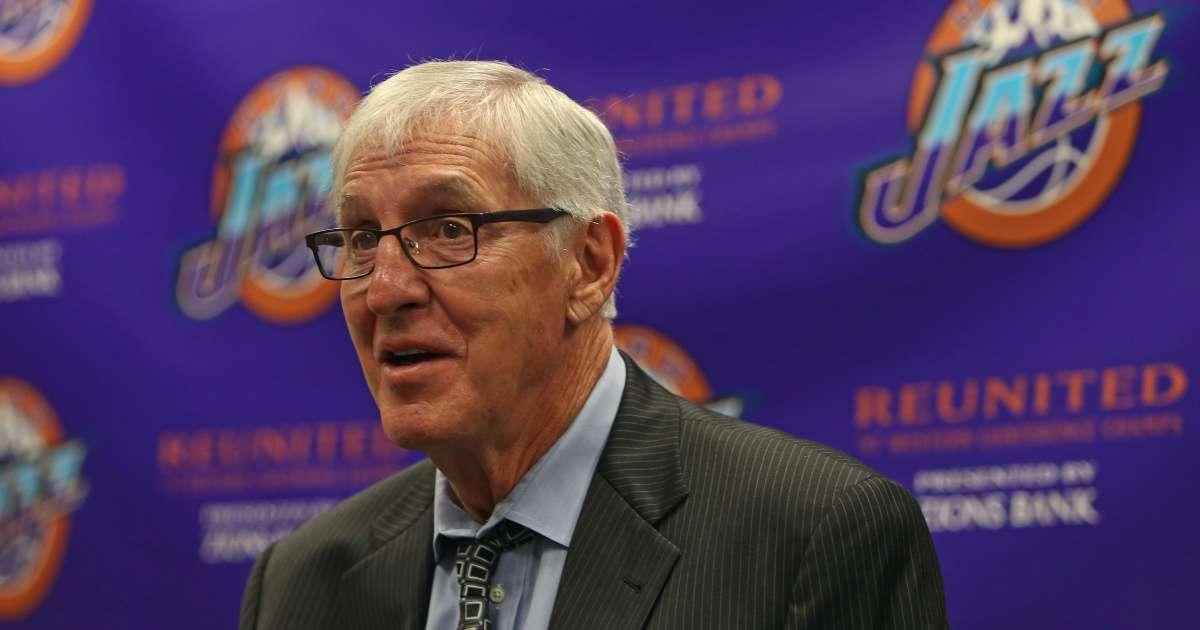 Jerry Sloan Utah Jazz coach dead 78