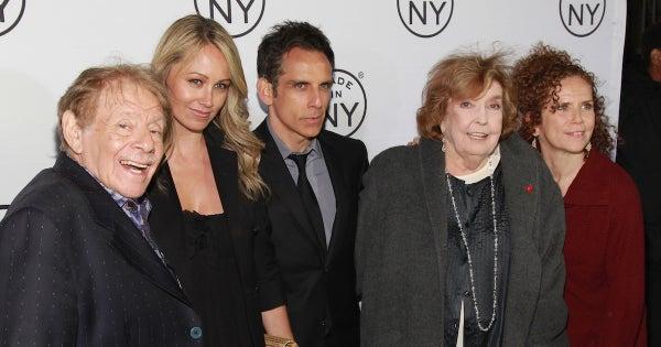 Jerry Stiller family