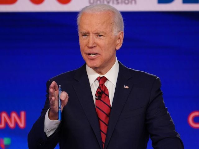Joe Biden Blasts Senate for Not Voting on Second Stimulus Package Yet