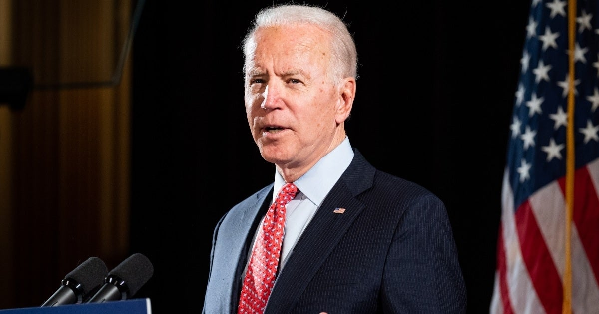 joe biden getty images