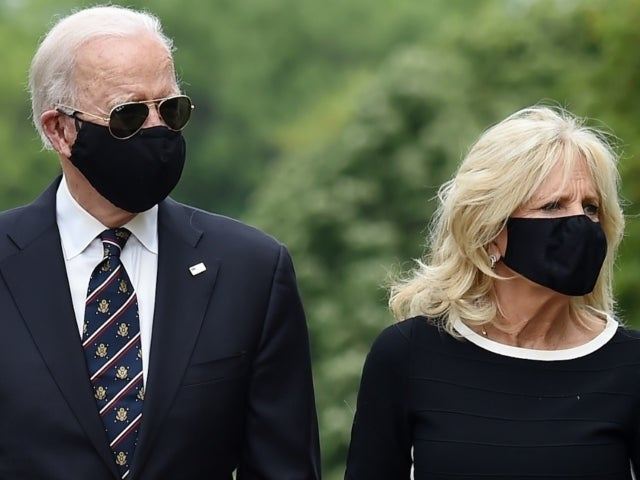Joe Biden and Wife Dr. Jill Biden Test Negative for Coronavirus Following Trump's Diagnosis