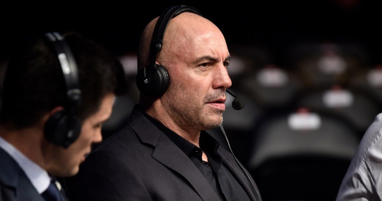 Spotify Has Reportedly Censored Episodes of Joe Rogan's Podcast.jpg