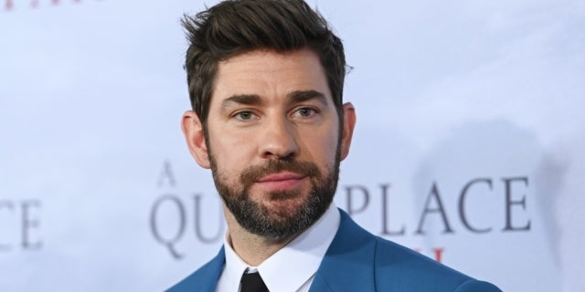 john krasinski getty images