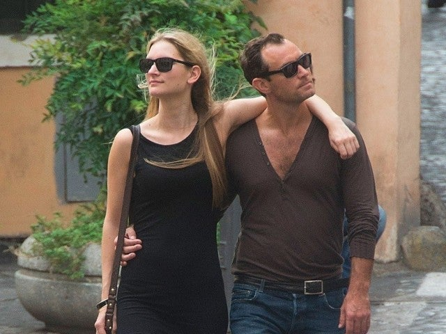 Jude Law to Become Dad for Sixth Time, Expecting First Child With Wife Phillipa Coan