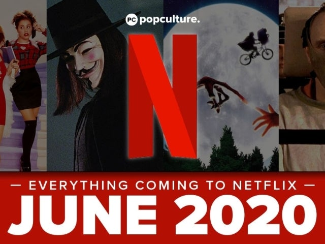 Everything Coming to Netflix in June 2020