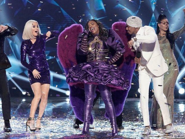 'The Masked Singer' Winner Kandi Burruss Reacts to Backlash