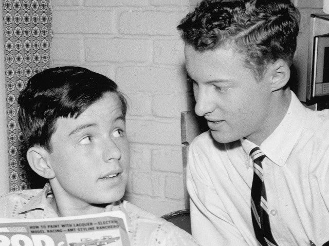 Jerry Mathers Mourns 'Leave It to Beaver' Co-Star Ken Osmond's Death: 'RIP Dear Friend'