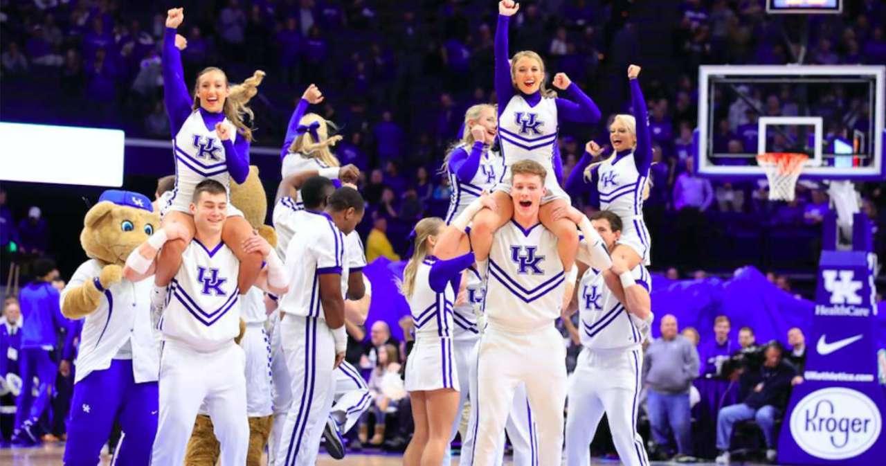 Kentucky cheerleading alumni criticize firing of coaches