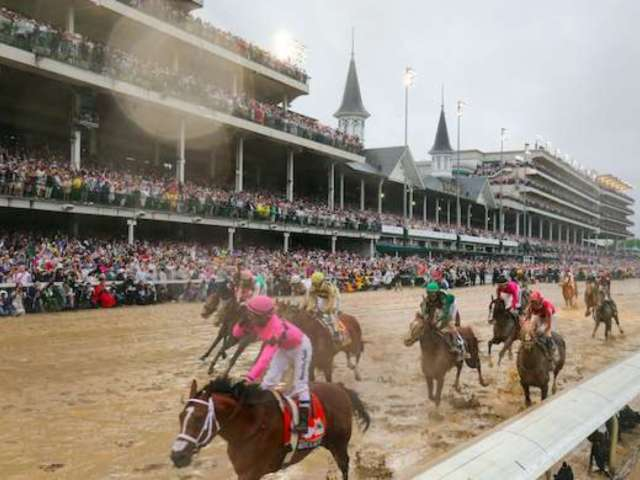 Kentucky Derby 2020 at Home: Horse Racing Fans Attempt Normalcy During Virtual Race With Radical Results