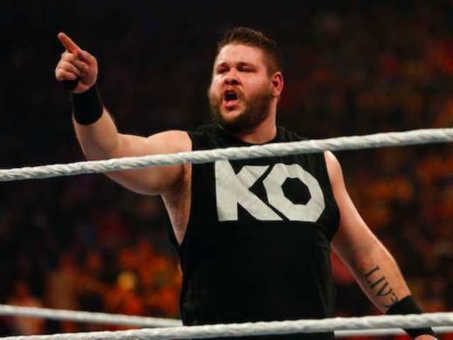 WWE's Kevin Owens Suffers Ankle Injury