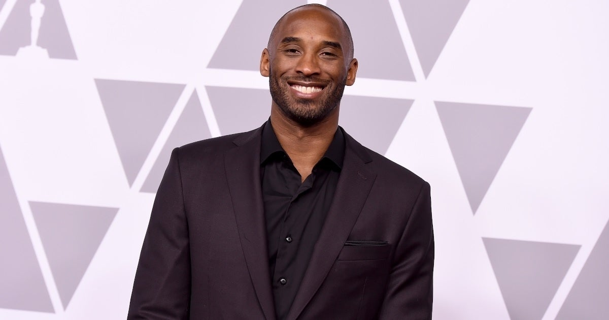 kobe bryant getty images