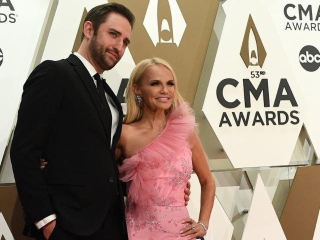 Watch: Kristin Chenoweth Perfectly Reacts When Asked About Her Sex Life With Boyfriend Josh Bryant