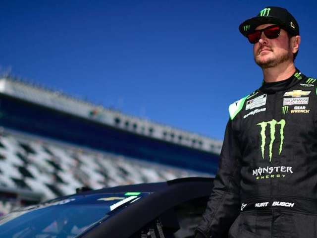 Kurt Busch Discusses Raising $21K for Coronavirus Relief During All In Challenge (Exclusive)
