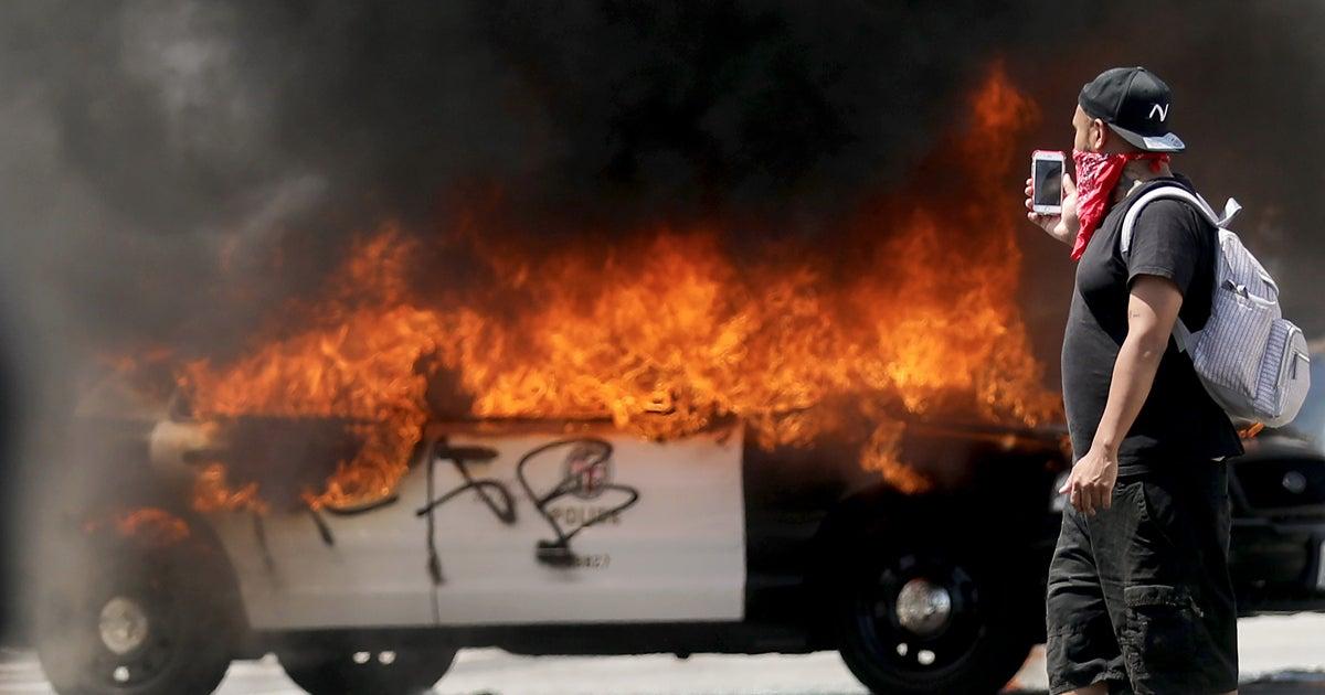 la-riot-protest-cbs-studios