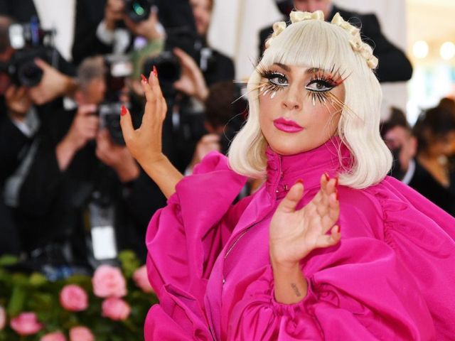 Lady Gaga Says She's on Anti-Psychotic Medication