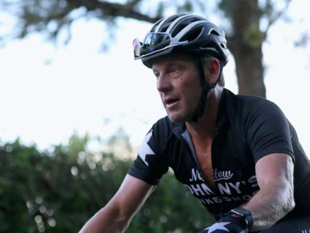 '30 for 30: LANCE' Trailer About Lance Armstrong Released
