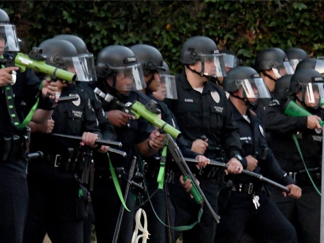 LAPD Chief Makes Peace With Protesters Days After Melee Involving George Floyd Demonstrations