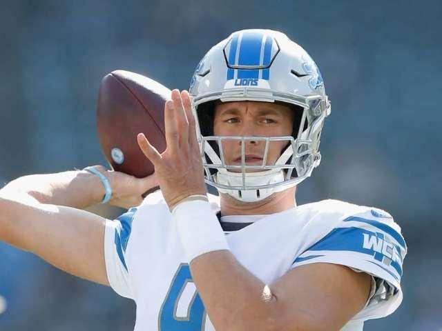 Lions QB Matthew Stafford Puts $6.5 Million Detroit Home up for Sale