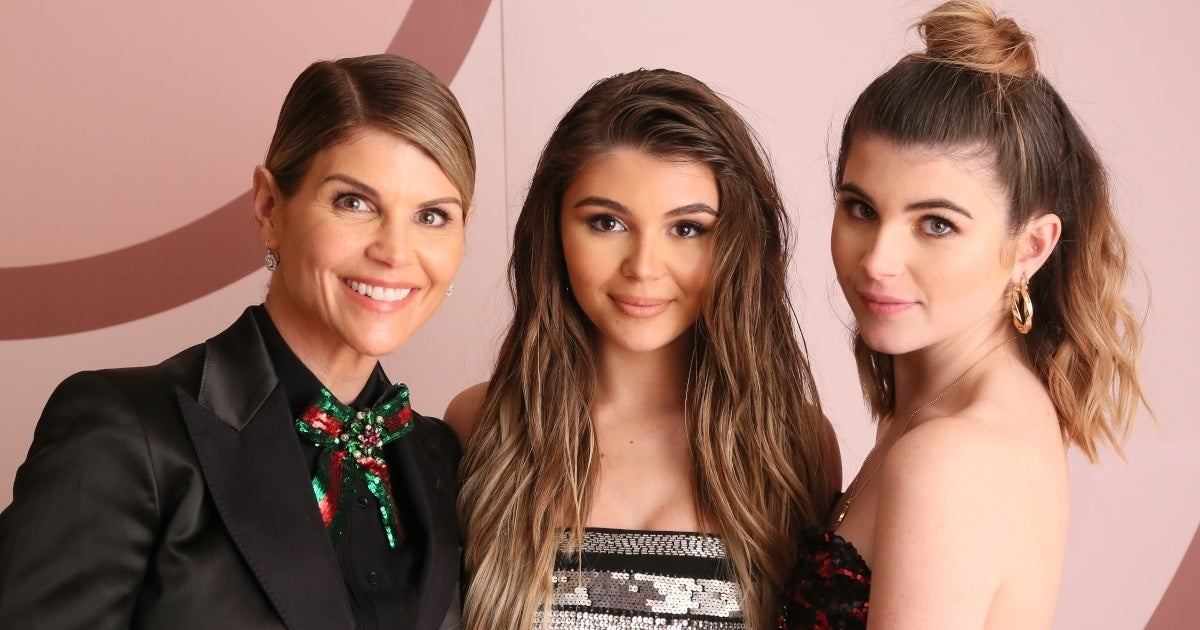 lori loughlin bella giannulli olivia jade getty images