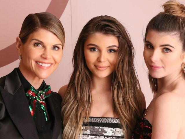 Lori Loughlin's Daughters Olivia Jade and Bella Giannulli Reportedly 'Proud' of Her Decision to Plead Guilty