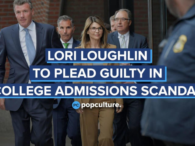 Lori Loughlin to Plead Guilty in College Admissions Scandal, Will Serve 2 Months in Prison